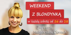 Weekend z blondynką